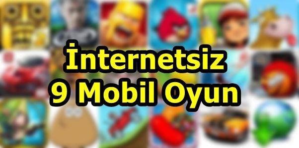 Mobil Oyun Tavsiyesi