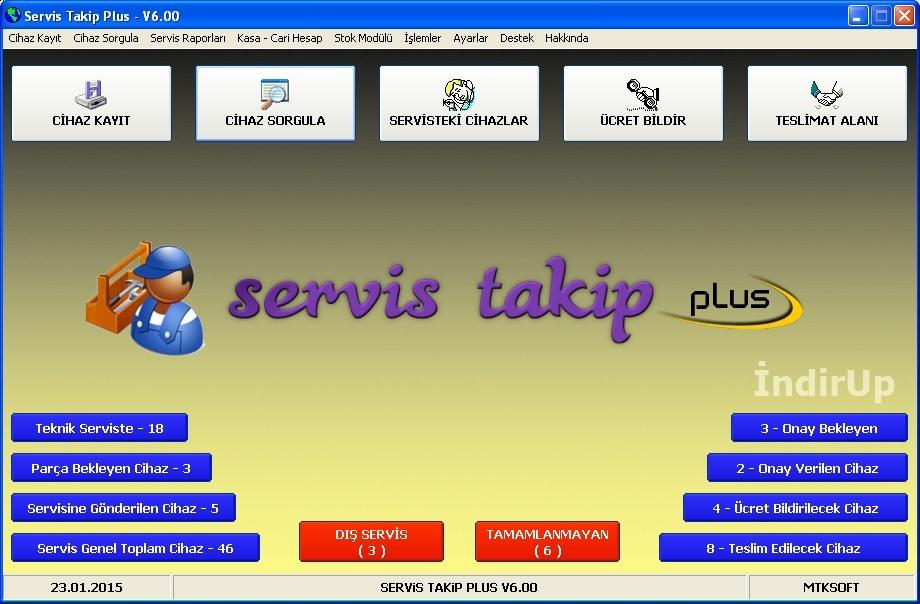 Servis Takip Plus 6.0
