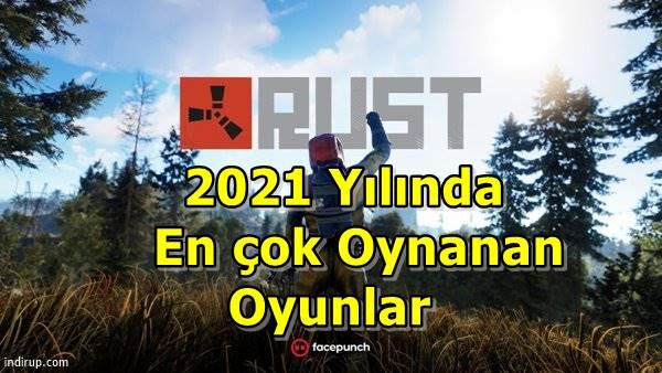 2021 Yılında En çok Oynanan Oyunlar